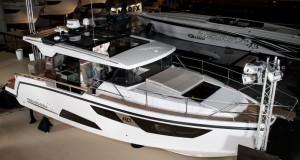 Катер «Aquador 35-AQ – новинка от финской верфи «Aquador Boats»